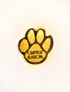 The Critter Nation Pin